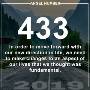 Angel Number 433 Meanings