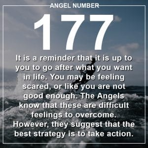 Angel Number 177 Meanings
