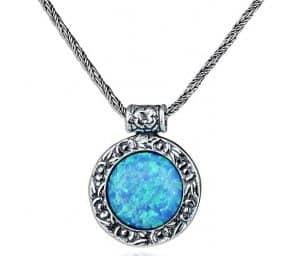 Classic Opal Pendant
