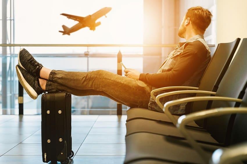 Sagittarius Man Travelling
