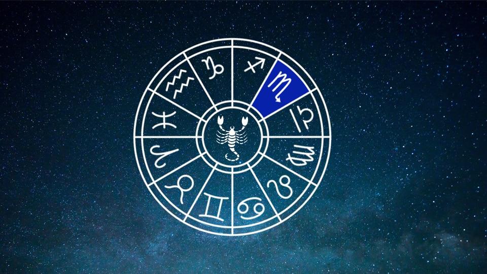 Scorpio Zodiac Wheel Horoscope
