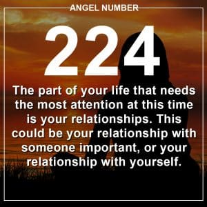 Angel Number 224 Meanings