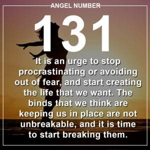 Angel Number 131 Meanings