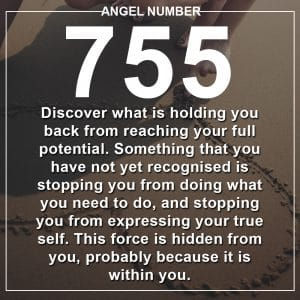 Angel Number 755 Meanings