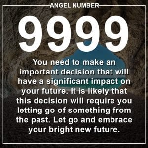 Angel Number 9999 Meanings