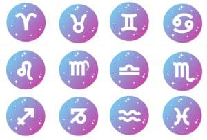 All 12 Zodiac Signs Symbols