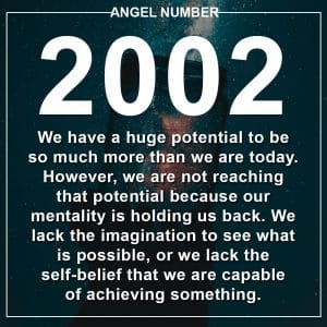 Angel Number 2002 Meanings