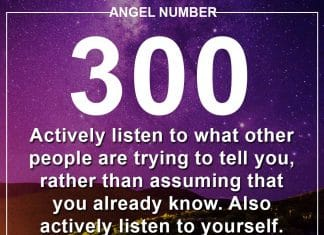Angel Number 300 Meanings