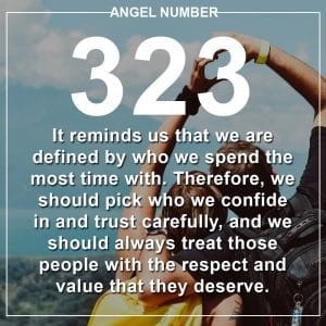 Angel Number 323 Meanings