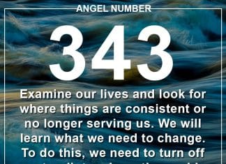 Angel Number 343 Meanings