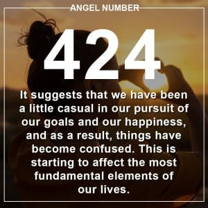 Angel Number 424 Meanings