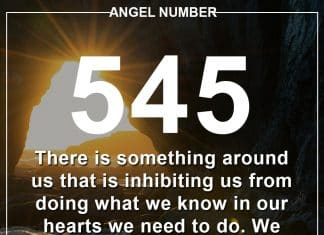 Angel Number 545 Meanings