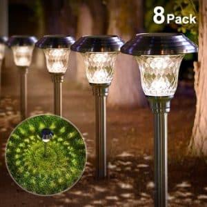 BEAU JARDIN Solar Lights Pathway