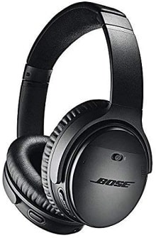 Bose noise-cancelling wireless headphone
