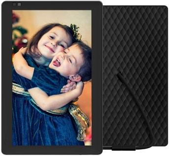 Digital photo frame gift