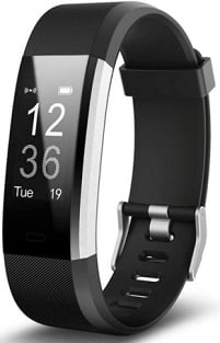 Fitness tracker and heart rate monitor for Scorpio men