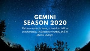 Gemini Season 2020 - What You Need To Know