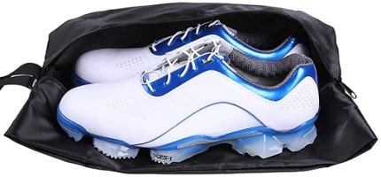 Waterproof shoe travel bags