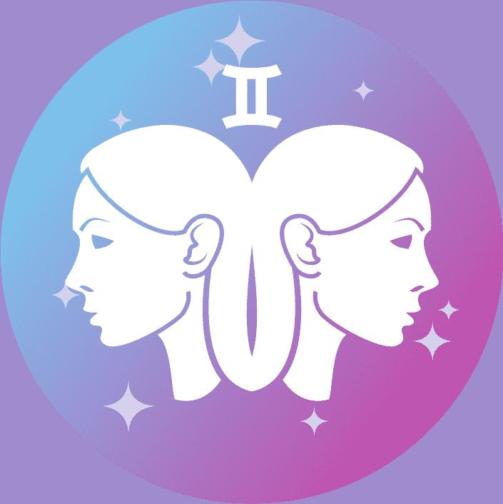 Gemini Zodiac Sign Symbol