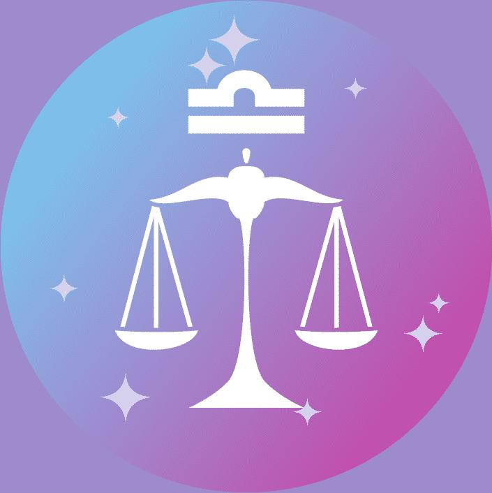 Libra Zodiac Sign Symbol