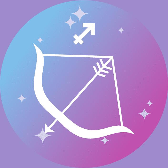 Sagittarius Zodiac Sign Symbol