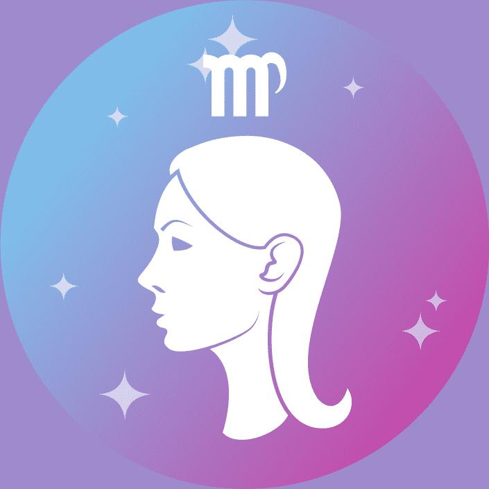Virgo Zodiac Sign Symbol