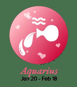 Aquarius Compatibility Zodiac Sign Symbol with Dates
