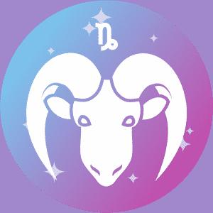Capricorn Zodiac Sign Symbol