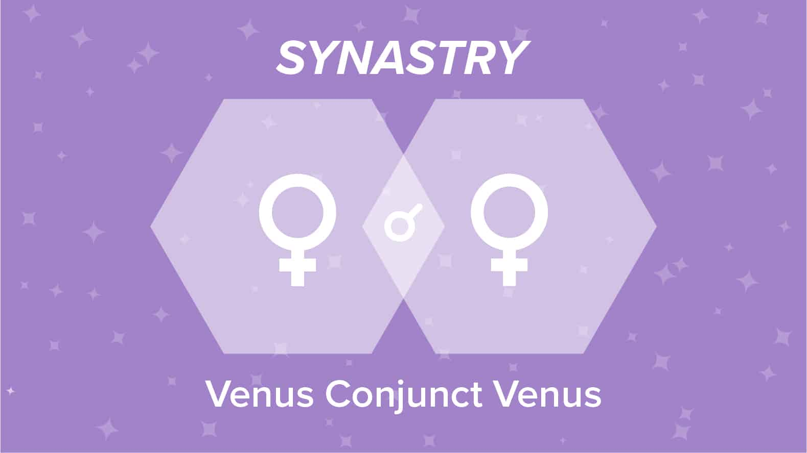 Venus Conjunct Venus Synastry