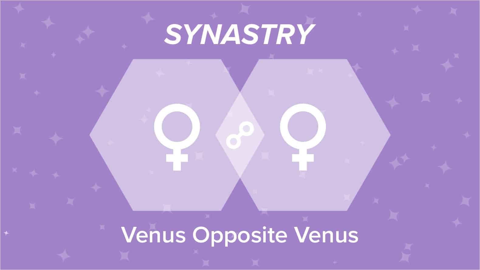Venus Opposite Venus Synastry