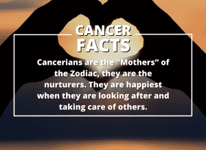 Interesting Facts About Cancer Zodiac Sign