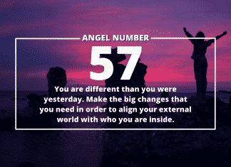 Angel Number 57 Meanings