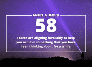 Angel Number 58 Meanings – Why Are You Seeing 58