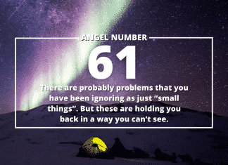 Angel Number 61 Meanings – Why Are You Seeing 61