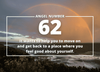 Angel Number 62 Meanings – Why Are You Seeing 62