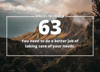 Angel Number 63 Meanings – Why Are You Seeing 63