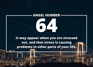 Angel Number 64 Meanings – Why Are You Seeing 64