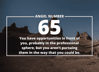 Angel Number 65 Meanings – Why Are You Seeing 65