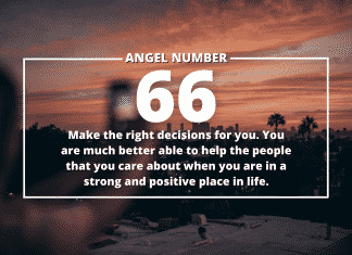 Angel Number 66 Meanings – Why Are You Seeing 66