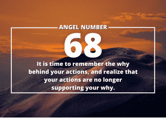 Angel Number 68 Meanings – Why Are You Seeing 68