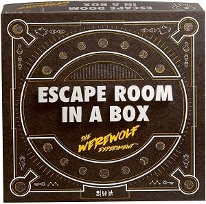 ESCAPE ROOM IN A BOX Game