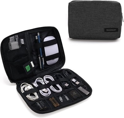 Electronic Travel Cable Organizer