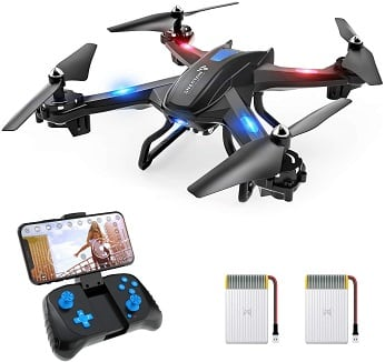 Phone controlled drone gift idea