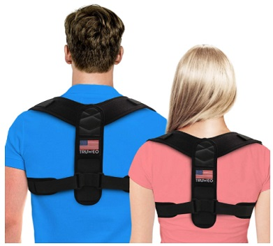 Posture protector harness for men and women