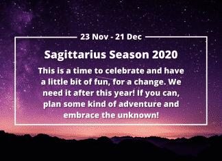 Sagittarius Season 2020 Sun Sign Horoscope What you Need to Know