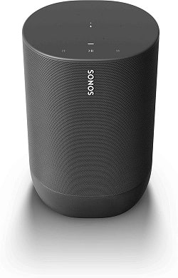 Sonos Move - Battery-powered Smart Speaker
