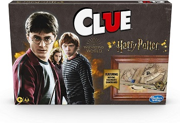 Wizarding World Harry Potter Edition Mystery Board Game
