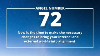 Angel Number 72 Meanings
