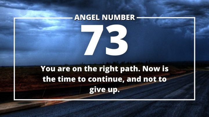 Angel Number 73 Meanings