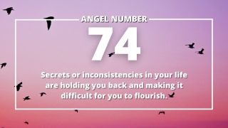 Angel Number 74 Meanings